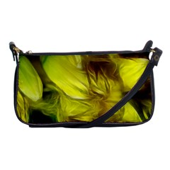 Abstract Yellow Daffodils Evening Bag