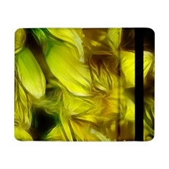 Abstract Yellow Daffodils Samsung Galaxy Tab Pro 8.4  Flip Case