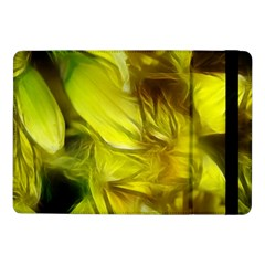 Abstract Yellow Daffodils Samsung Galaxy Tab Pro 10 1  Flip Case