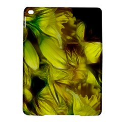 Abstract Yellow Daffodils Apple iPad Air 2 Hardshell Case