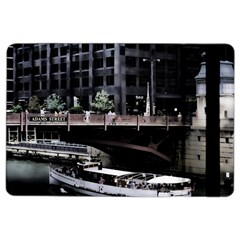Adams Street Bridge Apple iPad Air 2 Flip Case