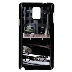Adams Street Bridge Samsung Galaxy Note 4 Case (black)