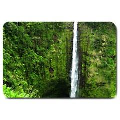 Akaka Falls Large Door Mat