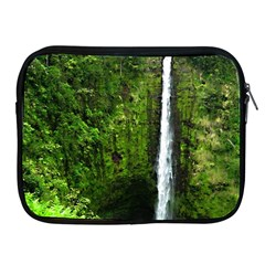 Akaka Falls Apple Ipad Zippered Sleeve