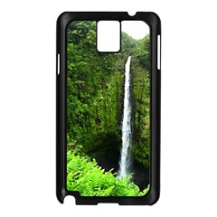 Akaka Falls Samsung Galaxy Note 3 N9005 Case (Black)