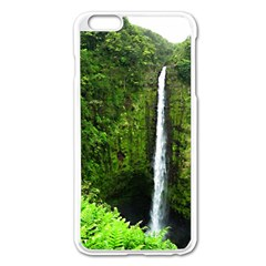 Akaka Falls Apple Iphone 6 Plus Enamel White Case