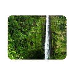 Akaka Falls Double Sided Flano Blanket (mini)