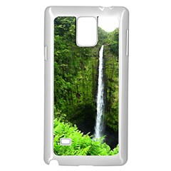 Akaka Falls Samsung Galaxy Note 4 Case (White)
