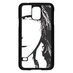 Her Samsung Galaxy S5 Case (Black)