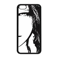 Her Apple iPhone 5C Seamless Case (Black)