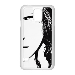 Her Samsung Galaxy S5 Case (White)