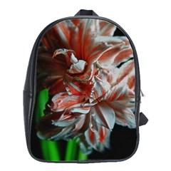 Amaryllis Double Bloom School Bag (large)