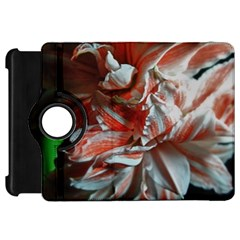 Amaryllis Double Bloom Kindle Fire HD Flip 360 Case