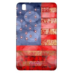 Distressed American Flag Samsung Galaxy Tab Pro 8 4 Hardshell Case