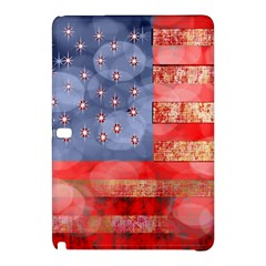 Distressed American Flag Samsung Galaxy Tab Pro 12 2 Hardshell Case