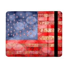 Distressed American Flag Samsung Galaxy Tab Pro 8.4  Flip Case