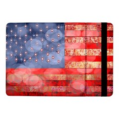 Distressed American Flag Samsung Galaxy Tab Pro 10.1  Flip Case