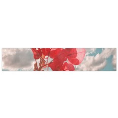 Flowers in the Sky Flano Scarf (Small)
