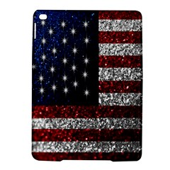 American Flag in Glitter Photograph Apple iPad Air 2 Hardshell Case