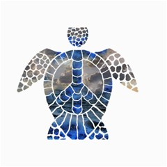 Peace Turtle Canvas 24  x 36  (Unframed)