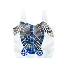 Peace Turtle Reusable Bag (S)