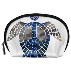 Peace Turtle Accessory Pouch (Large)