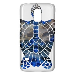Peace Turtle Samsung Galaxy S5 Mini Hardshell Case