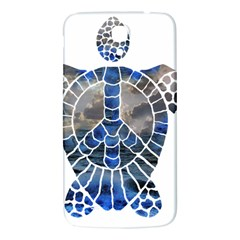 Peace Turtle Samsung Galaxy Mega I9200 Hardshell Back Case
