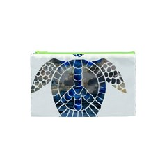 Peace Turtle Cosmetic Bag (XS)