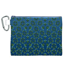 Cebu Turtles  Canvas Cosmetic Bag (XL)