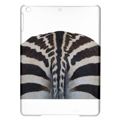 Zebra Butt Apple iPad Air Hardshell Case