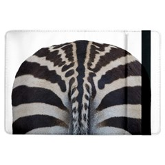 Zebra Butt Apple iPad Air Flip Case