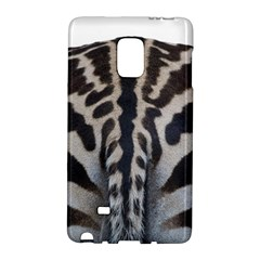 Zebra Butt Samsung Galaxy Note Edge Hardshell Case