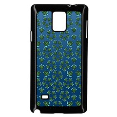 Cebu Turtles Samsung Galaxy Note 4 Case (Black)