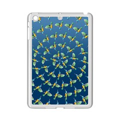 Sunbirds Pattern  Apple iPad Mini 2 Case (White)