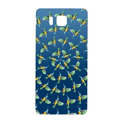 Sunbirds Pattern  Samsung Galaxy Alpha Hardshell Back Case