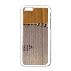 Cbi6 Apple iPhone 6 White Enamel Case