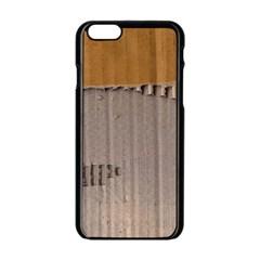 Cbi6 Apple iPhone 6 Black Enamel Case