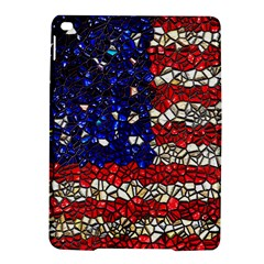 American Flag Mosaic Apple iPad Air 2 Hardshell Case