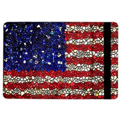 American Flag Mosaic Apple iPad Air 2 Flip Case