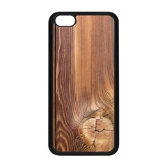 Wood13a Apple iPhone 5C Seamless Case (Black)