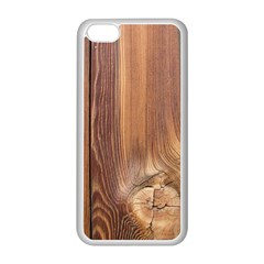 Wood13a Apple iPhone 5C Seamless Case (White)