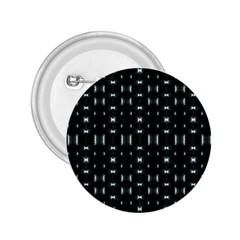 Futuristic Dark Hexagonal Grid Pattern Design 2 25  Button