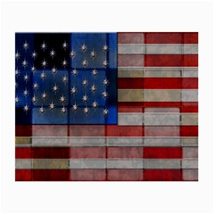 American Flag Quilt Glasses Cloth (small)