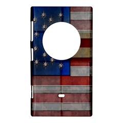 American Flag Quilt Nokia Lumia 1020 Hardshell Case