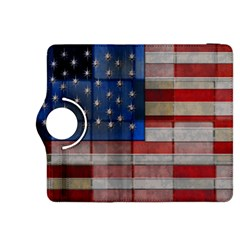 American Flag Quilt Kindle Fire HDX 8.9  Flip 360 Case