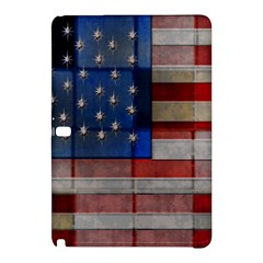 American Flag Quilt Samsung Galaxy Tab Pro 10.1 Hardshell Case