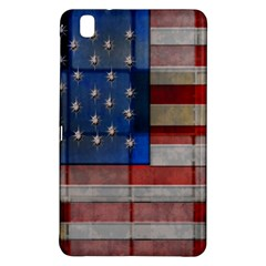 American Flag Quilt Samsung Galaxy Tab Pro 8.4 Hardshell Case