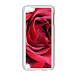An Open Rose Apple iPod Touch 5 Case (White) Front