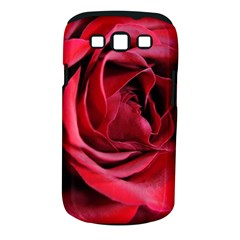 An Open Rose Samsung Galaxy S Iii Classic Hardshell Case (pc+silicone)